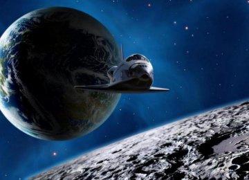 Crude Oil Test in Space