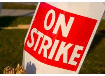 Largest  US Strike