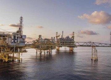 Caspian Fuel Swap Underway