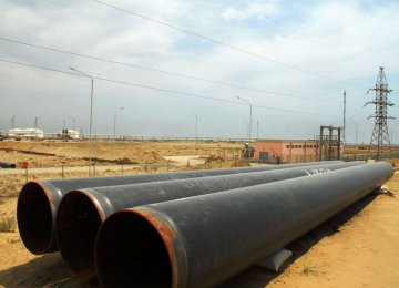 Talks on TAPI Gas Pipeline