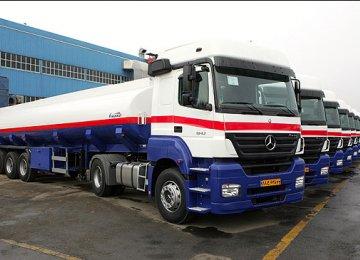 1,000 Tanker Trucks Join NIOPDC Fleet