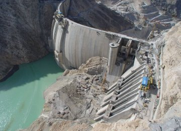 Chinese Studying Investments in Khuzestan Power Projects