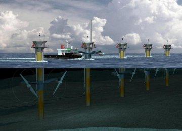 Tidal Energy Scheme to Go On Stream