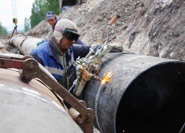 Iran-Turkey Gas Pipeline Repairs Underway