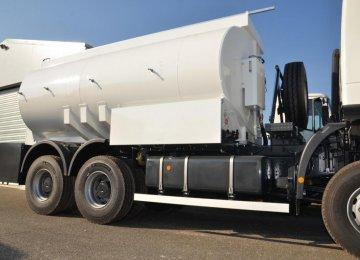 Turkmen Gasoline Imports Halted