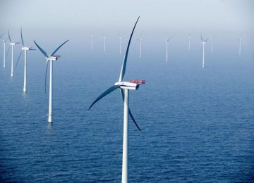 UK Building World's Largest Offshore Wind Farm