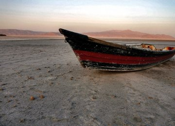 Zab River to Feed Lake Urmia by 2019
