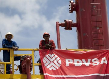 Pdvsa to Reactivate  Oil Wells
