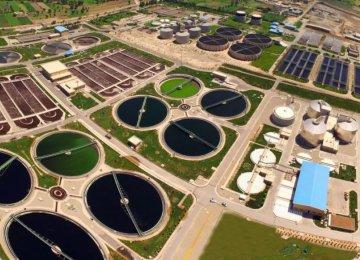 Tehran Sewage Project Wins Global Award
