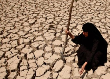 Middle East States Facing Water Crisis