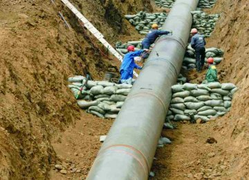 Final Phase of Ethylene Pipeline Project Launched