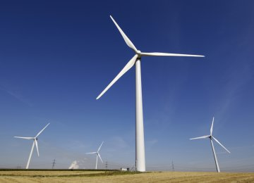 Germans to Build Wind Farm in Khuzestan