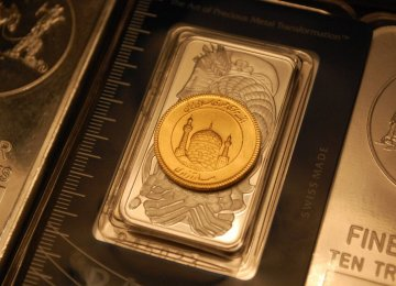 Azadi Coin Rises Diverging From Gold