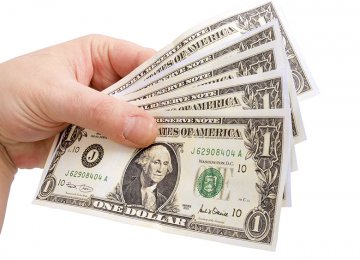Dollar  Extends  Rally