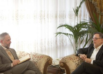 Iran to Work With WB at Own Pace