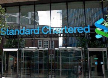 US Probing  Standard Chartered