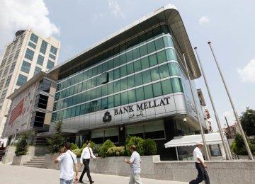 Bank Mellat Becomes Top Lender