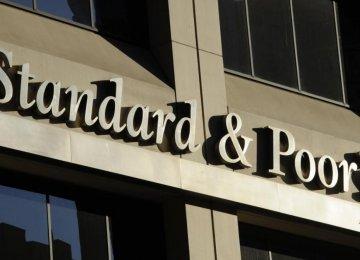 S&P: Lifting Sanctions Will Restart Economy