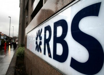 RBS Resolves Iranian Accounts Case