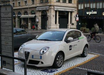 Car Sharing in Tehran?