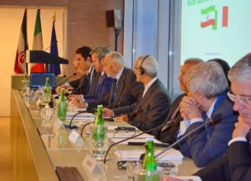 Iranian Infrastructures in Italian Confab Limelight