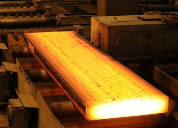7-Month Steel Production at 9.64 MT, Up 3.7%