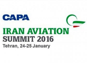 World Jet Industry Players Converge on Tehran