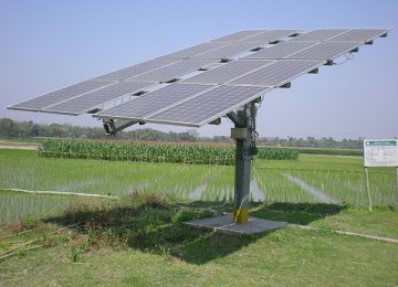 Investment Opportunity: Solar Irrigation System