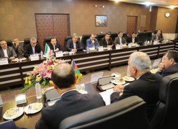 Tehran-Baku Cooperation in Full Swing