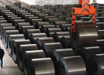 Crude Steel Exports Rise