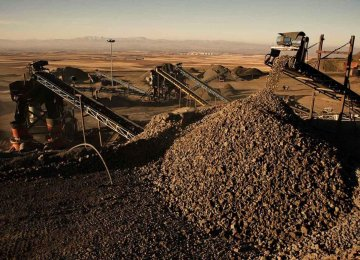 Iron Ore Exports Up Amid Pellet Shortage