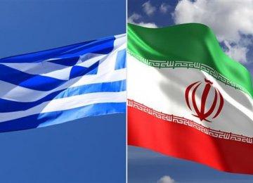 Tehran, Athens to Exchange Trade Delegations