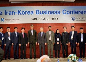 S. Korean Firms Scour Iran for Business Opportunities
