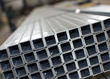 Steel, Iran's 4th Biggest Export Commodity