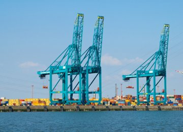 Antwerp Port Joins Race to Forge Trade Links