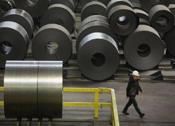 Steel Production Improving Despite Challenges