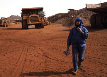 Afghanistan Welcomes Iranian Mining Investment