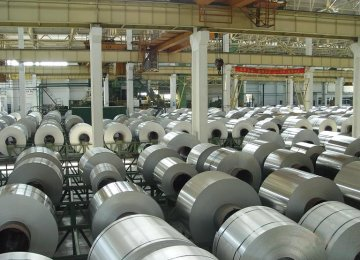 Aluminum Ingots Exported to Europe, Asia