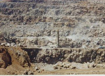 Zanjan's Mineral-Rich Angouran Mine