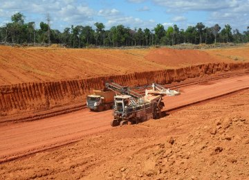 Plan to Expedite Bauxite Explorations
