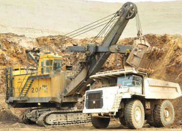 Rise in IMIDRO Mines Production
