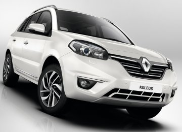 Imports From Renault Rise