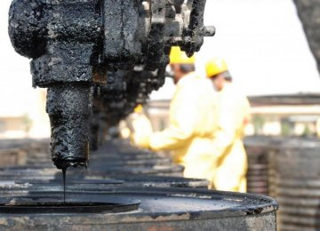 Bitumen Output Rises