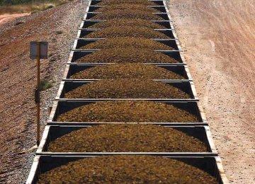 Mineral Exports Decline