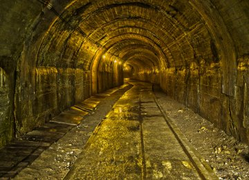 Gold Mine Develops New Recovery Method