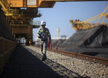 Mining Hurt by Sliding Iron Ore Prices