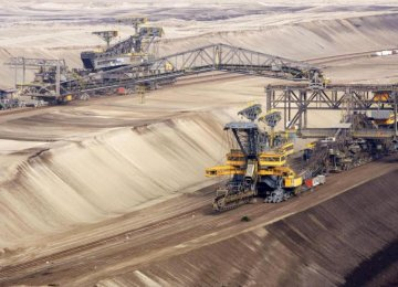 Gov't Targets 15% Growth in Mining Sector