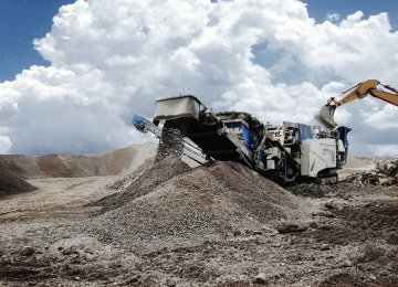 Mining, Mineral Industries Account for 30% of Equities