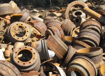 Scrap Metal Shortages Linger