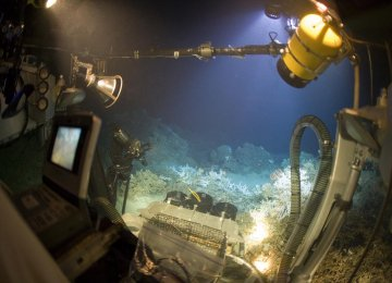 Plan to Expand Deep Sea Mining to Int'l Waters